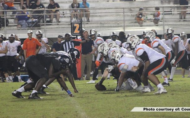 Baldwin County vs Alma Bryant 2016 Homecoming Game