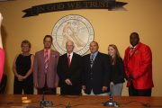 Welcome Terry Downey as Mayor of Bayou la Batre
