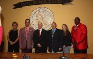Welcome Terry Downey as Mayor of Bayou la Batre