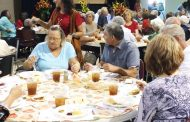 42nd Annual Senior Adult Thanksgiving Fellowship