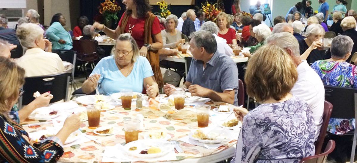 42nd Annual Senior Adult Thanksgiving Fellowship