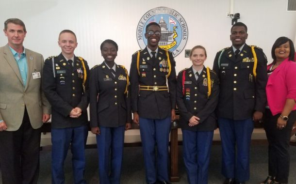 Bryant Student selected as Honorary Deputy