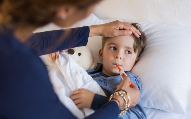 Question about child's fever