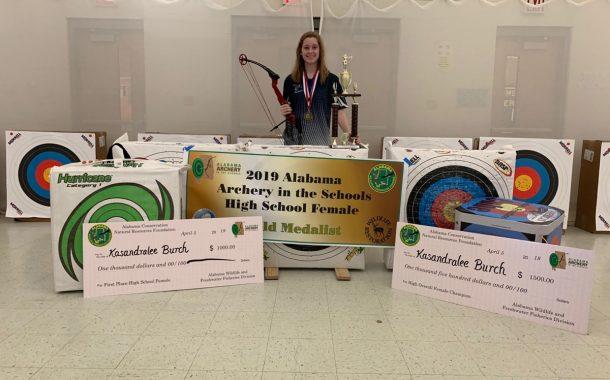 2019 Alabama Archery Champions