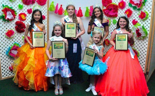 Grand Bay Watermelon Festival - Pageant Winners