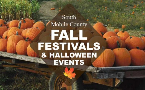2019 South Mobile Fall Festivals and Halloween Events