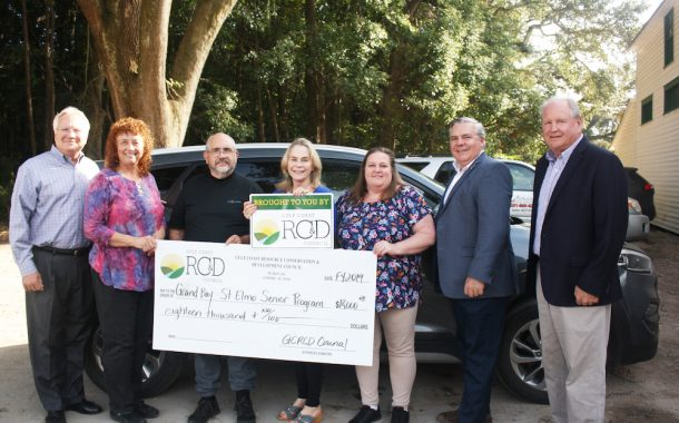 Grants for Grand Bay Community Projects