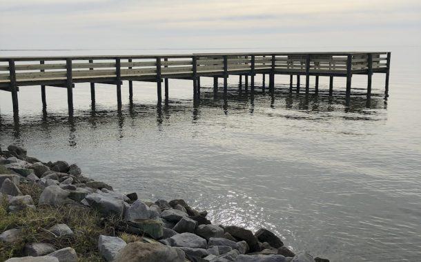 Renovations to Rolston Park Pier
