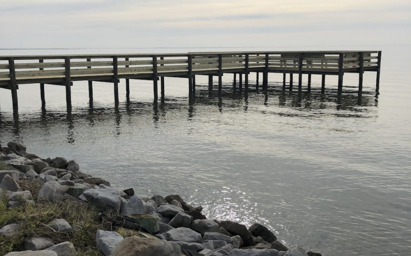 Renovations to Rolston Park Pier