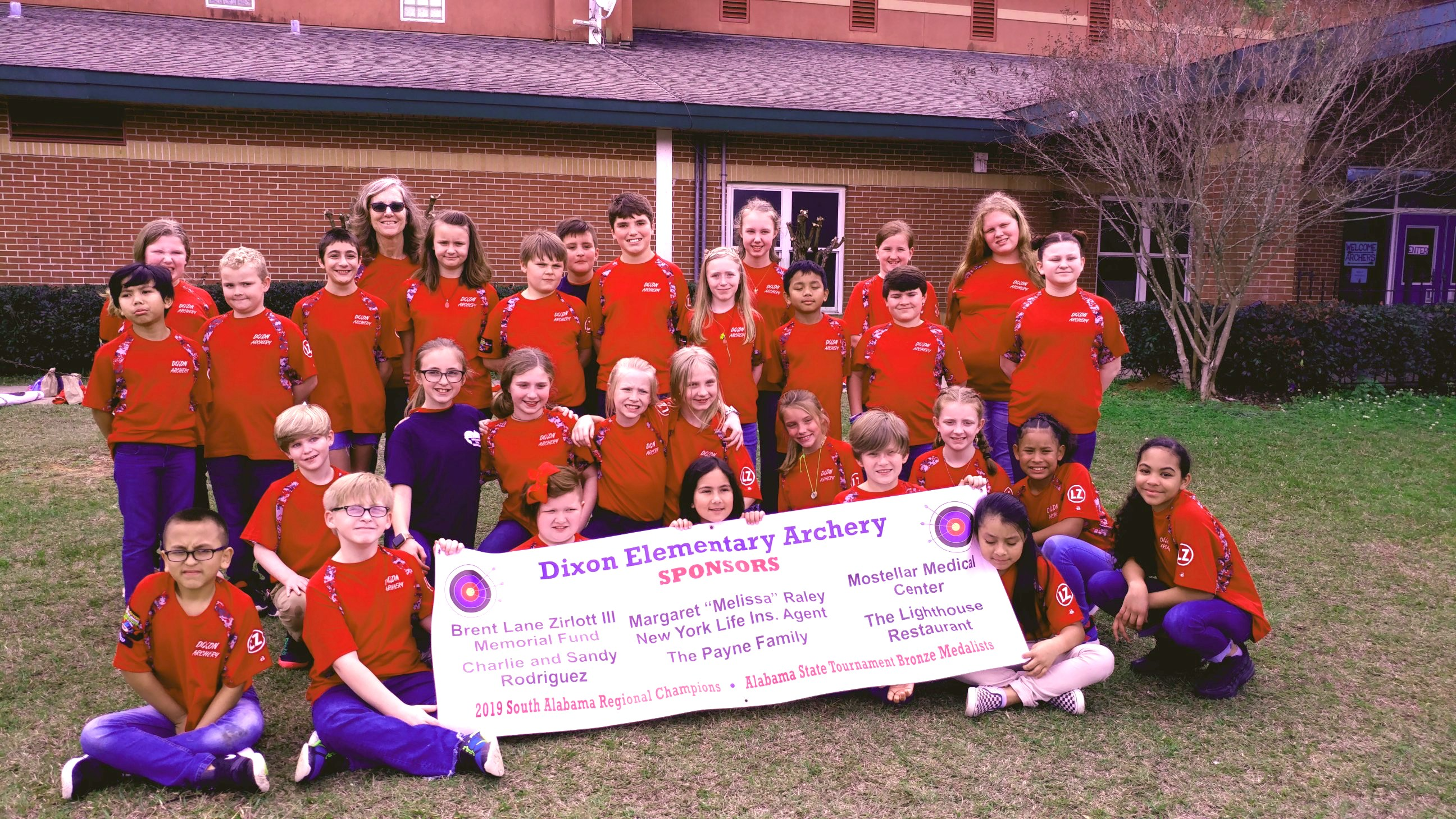 Dixon Archery wins Regional for 5th consecutive year