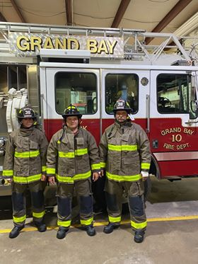 Grand Bay Fire District Donations Accepted